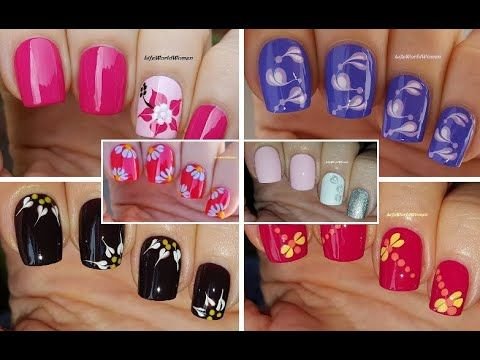 Nail Art Compilation 2020 2 Dry Marble Nail Design Ideas Lifeworldwomen Youtube In 2020 Marble Nail Designs Cute Nail Designs Nails
