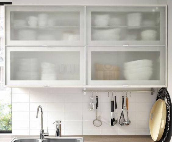 jutis glass door ikea - Google Search | Kitchen | Pinterest ...