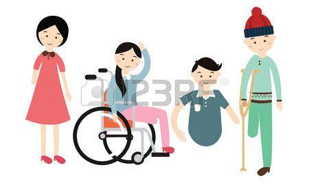 niños discapacitados: personas con discapacidad del Día Mundial de la…
