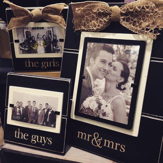 Rustic Wedding Frames