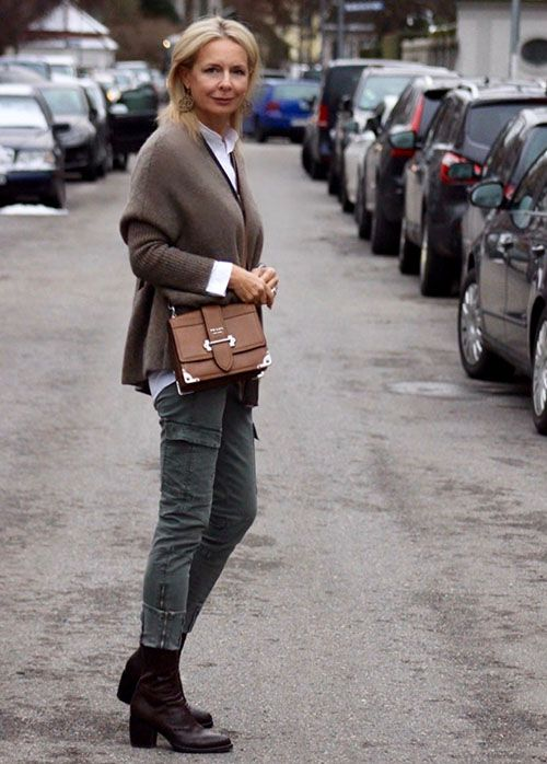 Trendfarbe Camel... - Fashion