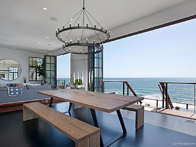 Modern Oceanfront Retreat With Private Beach... - VRBO