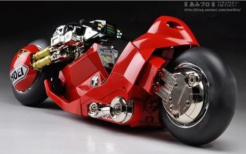 Akira Super Bike Replica Zoom Zoom Motorcycles We Love