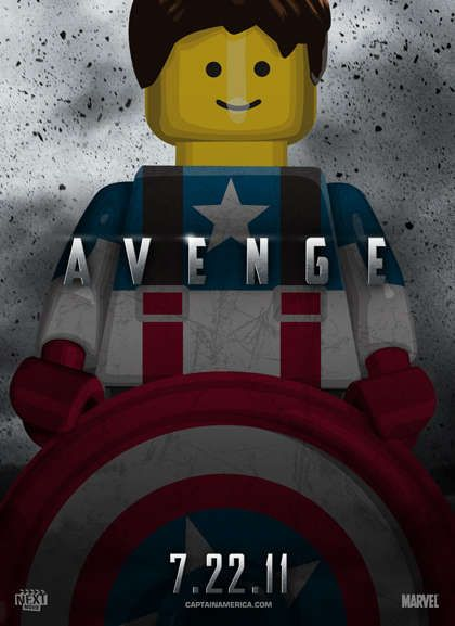 Toy Movie Posters : Lego, movie, poster,