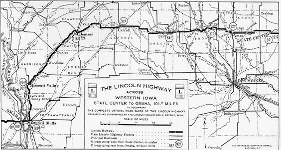 Lincoln Highway - Iowa Department of Transportation