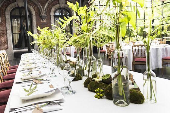 Herboriste Table d'honneur