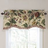 "Found it at Wayfair - Laurel Springs 50"" Curtain Valance"