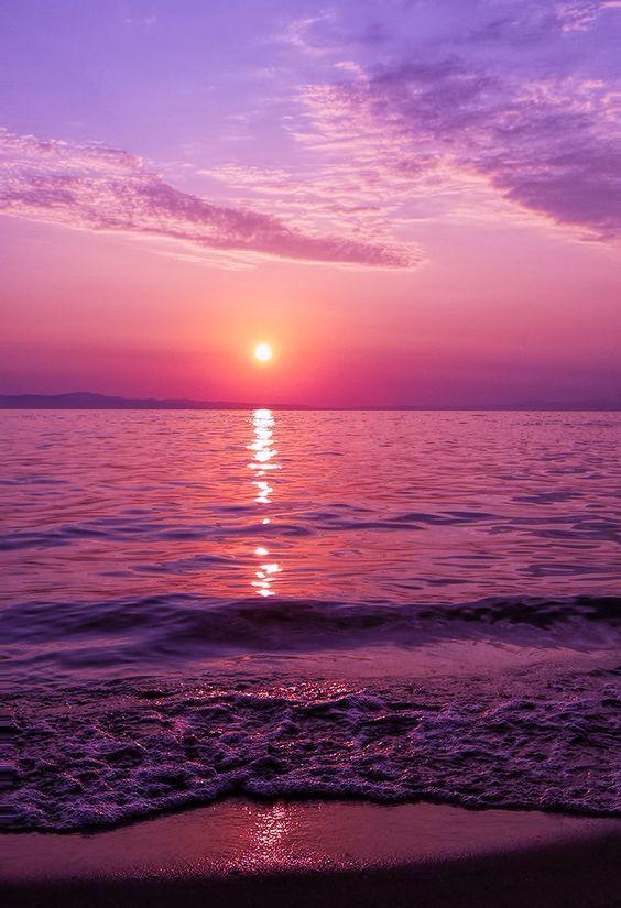 Hugo Alessandro On Twitter Sunrise Pictures Sunrise Photography Sunset Wallpaper Evening beach scenery wallpaper