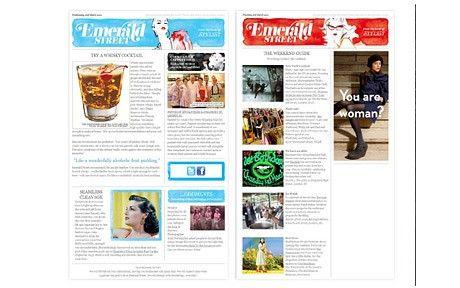 Newsletter template idea Internal Communications, Employee - free email newsletter templates word