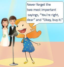 Funny Maid of Honor Speeches