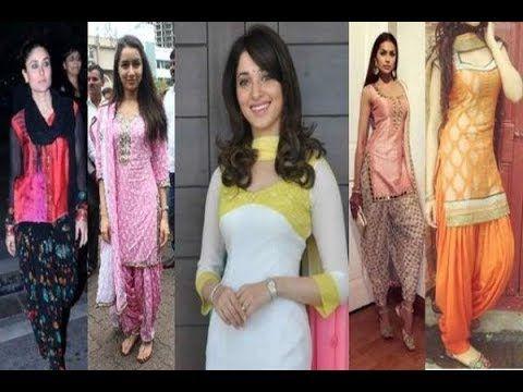 Top New Punjabi Suits For Girls Punjabi Suit Designs 2018 2019 Maha New Punjabi Suit Fashion Indian Sari