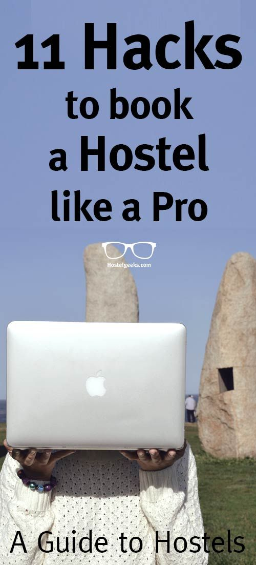 11 Hacks to Book a Hostel like a pro! Even if you stayed at many Hostels in the world, this one will still help you - for sure! From the 1st time traveler to the advanced ones and travel bloggers!