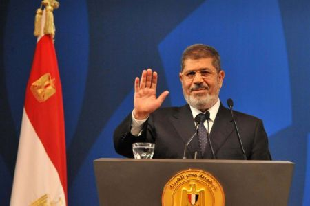 US told Morsi to go an hour before his ouster: Report