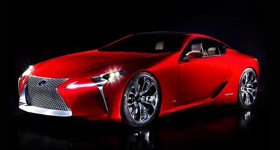 Lexus LF LC Concept Car | |Sweet Ride| | Pinterest | Cars, Vehicle And Lexus  Cars