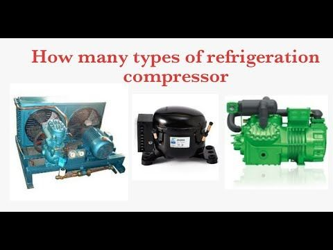 All Types Compressor Of Refrigration And Air Condition Information Ft In 2020 Compressor Reciprocating Air Compressor Air Conditioner