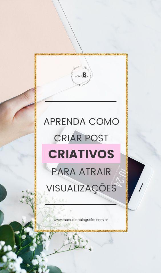 Como Criar Post Criativos Para O Blog Sorteio No Instagram