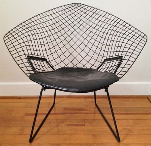 Harry Bertoia Diamond Chair For Knoll By RetroLuxeHome On Etsy, $585.00 |  Furniture | Pinterest | Chairs, Harry Bertoia And Diamonds