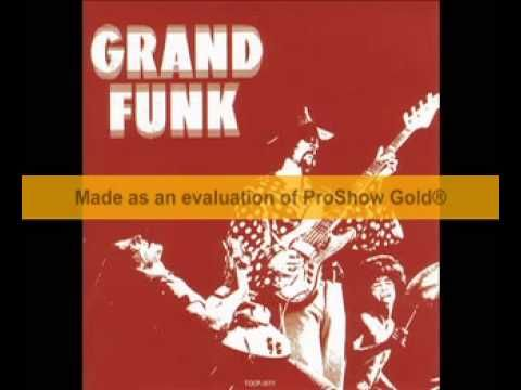 Grand Funk Railroad - Paranoid