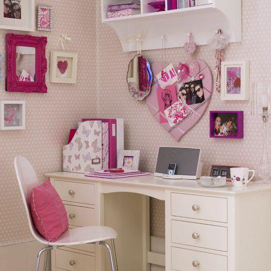 Desk Dressing Table Idea Ideas For The House Pinterest