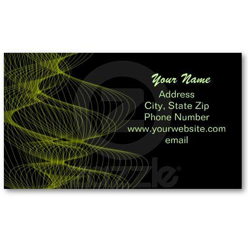 Spiral Business Card