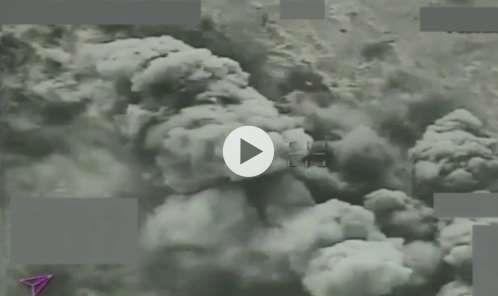 شاهد بالفيديو لحظات اصطياد الطيران لتعزيزات ومخازن الحوثيين مشاهد إبادة مروعة لعناصر الجماعة Clouds Outdoor