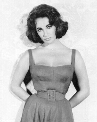 Elizabeth Taylor!