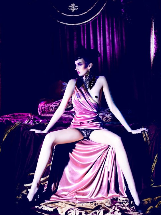 amberly valentine vogue italia