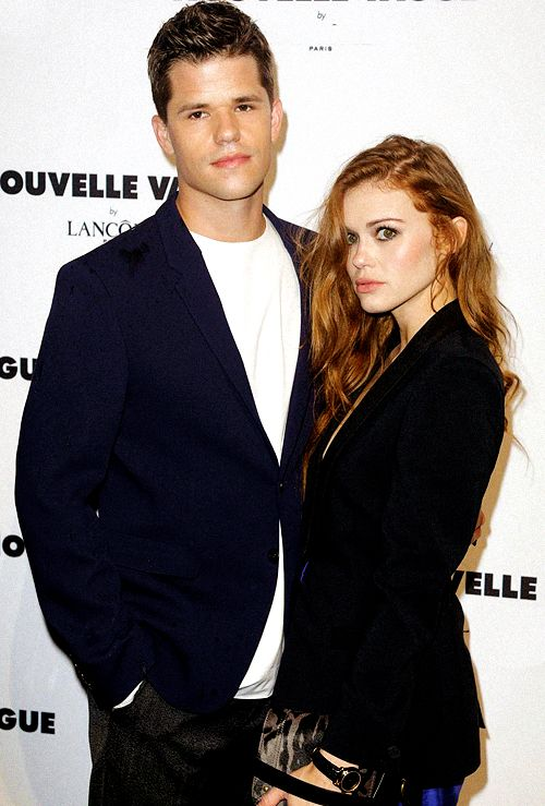 holland roden and max carver relationship tips
