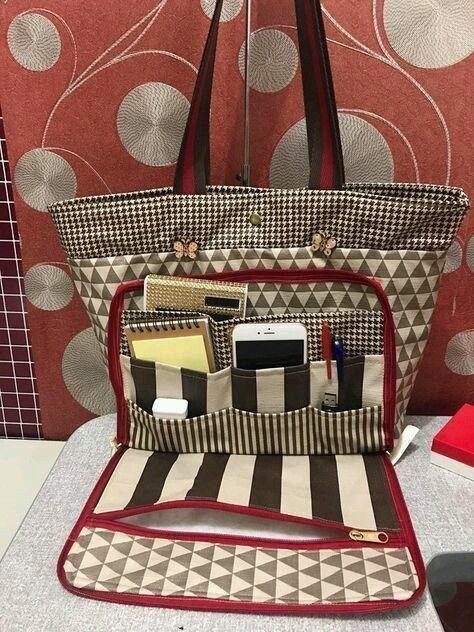 Pin de Mary Mier em mochilas y bolsos | Padrão de mochila