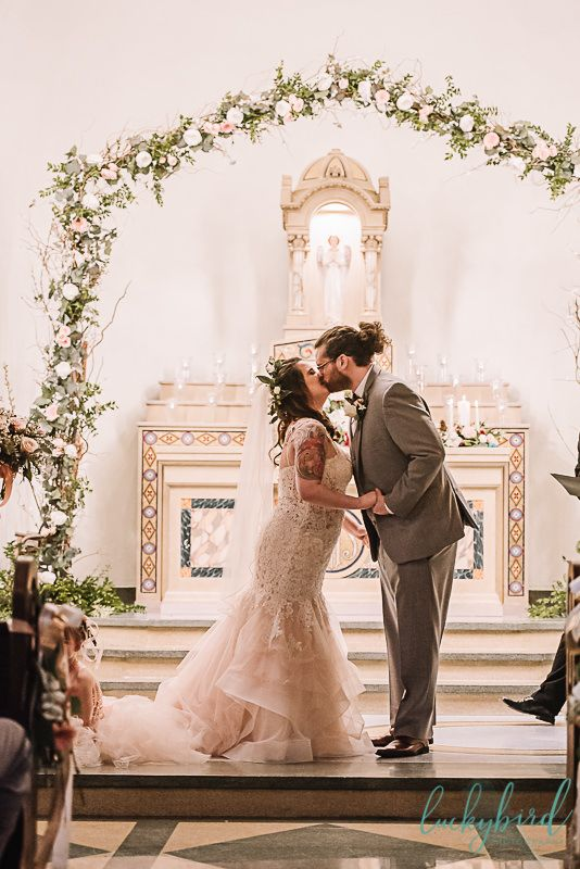 Wedding With Karaoke And Glow Stick Exit Nazareth Hall Ohio Wedding Venues Sunset Wedding Photos