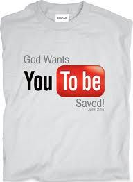 this Christian Youtube shirt is LEGIT