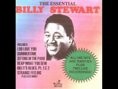 Billy Stewart - Wedding  Bells