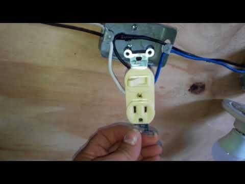 Mostrando 3 Conexiones Con Interruptores Contactos Combinados Youtube Instalaciones Electricas Basicas Interruptor Imagenes De Electricidad