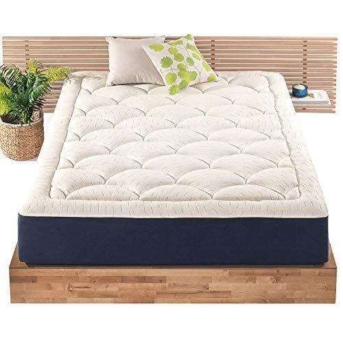 Mellow 12 Inch Marshmallow Full Mattress Bed In A Box Pillow Top