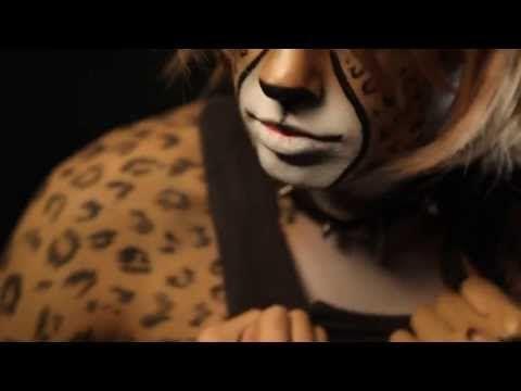 Cheetah Boy Amazing Airbrush Bodyart And Makeup Video Malchik Gepard Bodiart Risunok Po Telu Youtube Disfraces Carnaval Carnaval Disfraces