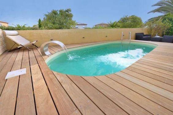 Dicas de acabamentos para o espaço de lazer (piscina)