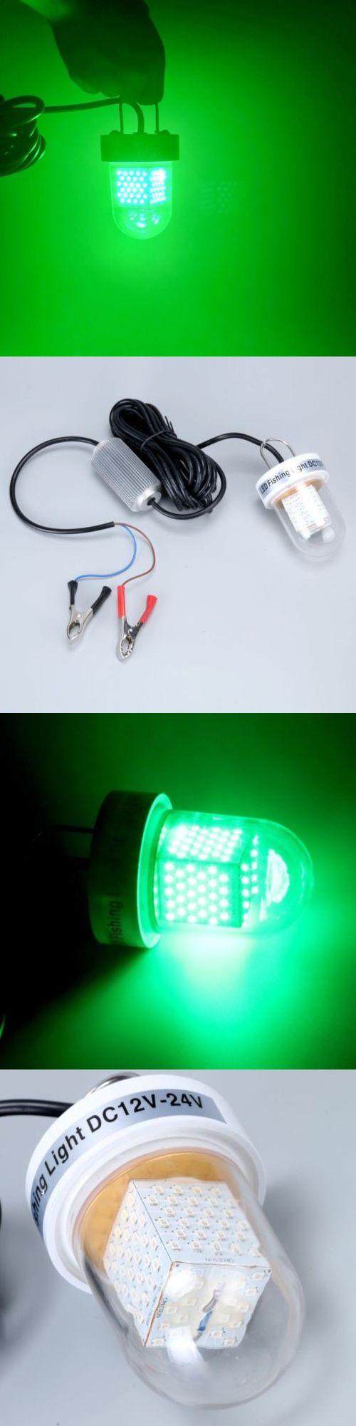 lights 123489: nice!!! 126led 12v 60w 3780 lumens green ip68 lure, Reel Combo