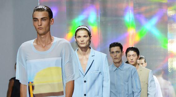 22/4 Hommes SS15 – Fashion-week Paris