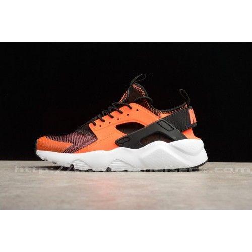 Rabatt Dame Nike Air Huarache Run Ultra Oransje Til salgs