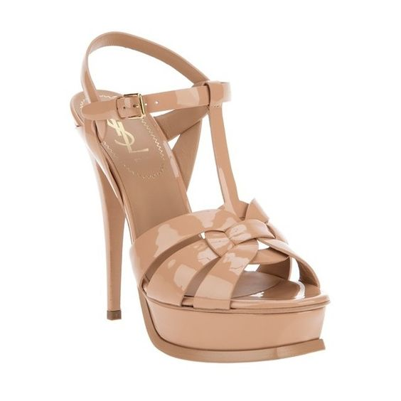 Sandalias Tribute Yves Saint Laurent Precio