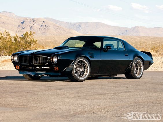 70 Pontiac Firebird   1973 Trans Am Optima Ultimate Street Car Invitational