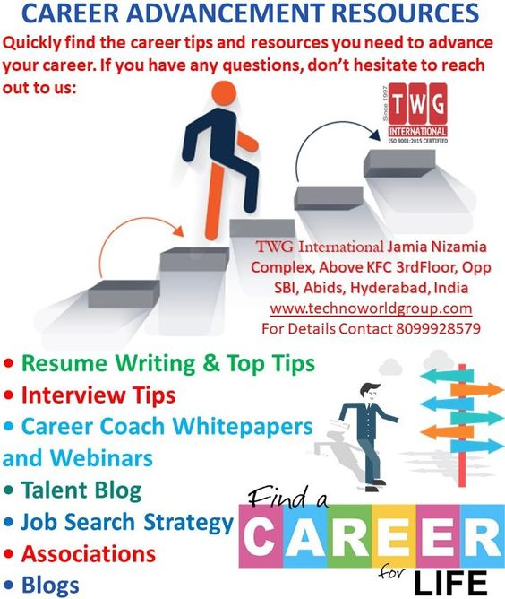 Career Advancement Resources Quickly Find The Career Tips And Resources You Need To Advance Your Caree Career Advancement Career Guidance Vocational College