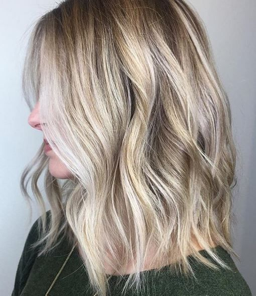 Best Hair Color Ideas 2017 2018 Blonde Highlights And Lowlights Hair Highlights And Lowlights Hair Styles Blonde Haircuts