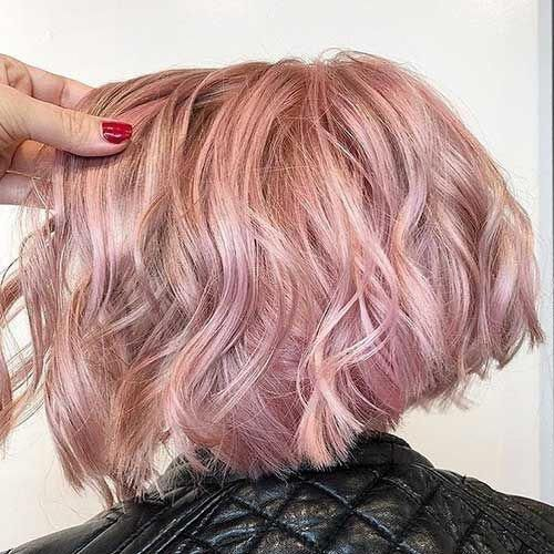 40 Pink Hairstyles As The Inspiration To Try Pink Hair Hair Styles Hair Color Pink Long Hair Styles