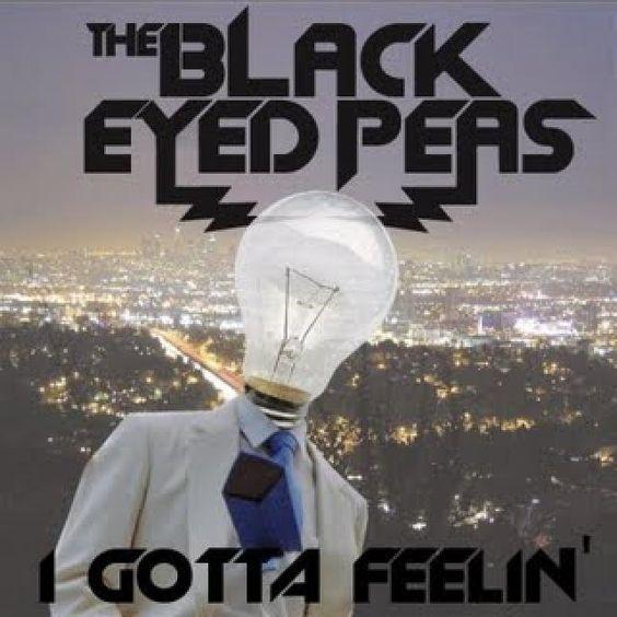 The Black Eyed Peas – I Gotta Feeling (single cover art)