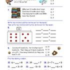 This product is a math test covering beginning of the year common core standards for second grade. The assessment includes the following skills: ad...