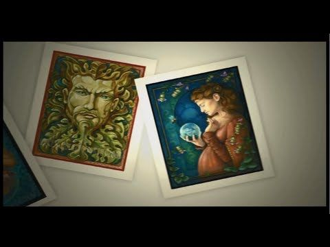 Great Artist Series: Karen Ann Hollingsworth - YouTube