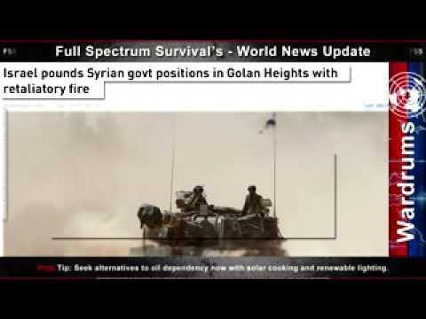 World News Update   Labor Day Riots   Water Shortage   Airstrike   The C...
