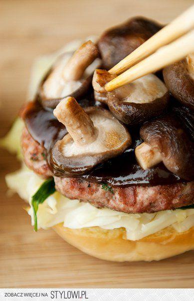 Un burger, à la baguette !