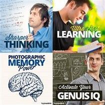 Genius IQ, Thinking and Memory Hypnosis MP3 Downloads